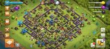 بيع حساب clash of clans