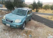 2002 Used X-Trail with Automatic transmission is available for sale