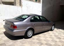 New BMW 520 in Amman