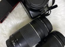 للبيع كاميرا كانون 1100D