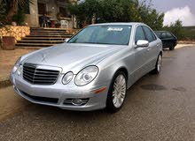 Silver Mercedes Benz E 350 2008 for sale