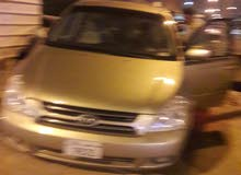 Automatic Yellow Kia 2007 for sale