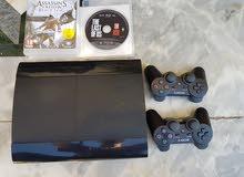 PS3 500G نضيف نضيف 28لعبه