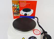 سخان كهربائى للطهى و التسخين مصنع من حديد الزهر 500 وات