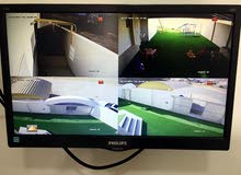 كاميرات مراقبة للمنازل و المحلات التجارية