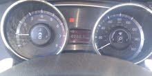 Red Hyundai Sonata 2011 for sale