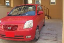 For sale 2007 Red Picanto