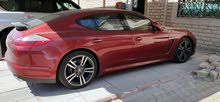 Maroon Porsche Panamera 2012 for sale