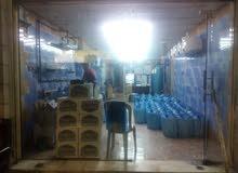 محطة مياه للبيع في اربد