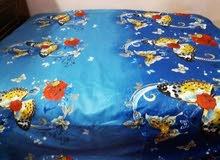 طقم سرير كبير تركي ثري دي
