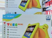 تاب الأطفال الرائع يضم 50 لعبة مجاناً alcatel TKEE