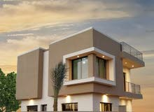 excellent finishing palace for sale in Mafraq city - Al-Khalidya