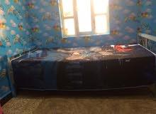 سرير نفر نظيف استعمال قليل بسعر 70وبيه مجال قليل