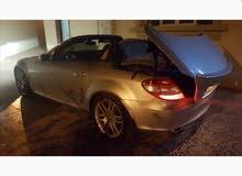 100,000 - 109,999 km Mercedes Benz SLK 200 2007 for sale