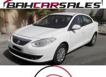 Renault Fluence 2012 (White)