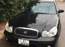 هيونداي  سوناتا 2002 بحالة جيدة للبيع