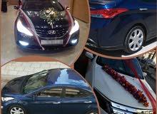 ام دي هونداي افانتي بريميوم مميزه محدثه 2015 للايجار وغيرها من السيارات