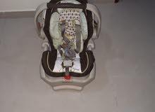 كرسي سياره اطفال ماركة معروفه