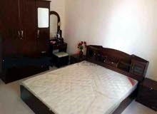 bed with medical mattress