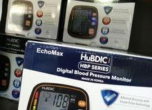 جهاز قياس ضغط دم الكتروني الماني HubDic مواصفات عالية