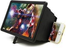 مكبر شاشه الموبايل ال3D أضعاف