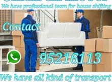 House shifting good service in best price
