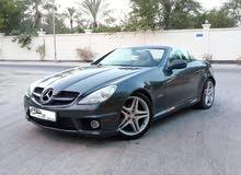 Mercedes Benz SLK300 2011