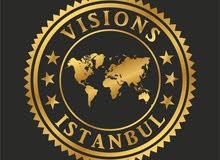 vısıons ıstanbul رؤى إسطنبول للسياحة و السفر