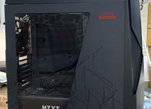 NZXT Noctis ROG Edition - Mid Tower - no fans