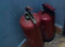 اثنان طفايه حريق