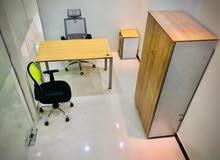 مكاتب مجهزة بالكامل للإيجار