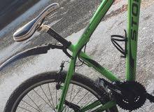 دراجه هوائيه اوربيه ماركه عالميه خارقه بعلبك القلعه