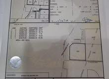 للبيع ارض سكنية بوشر المرحله الثانيه بها تصريح متعدد الطوابق