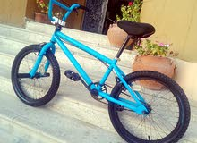 Advanced BMX stunt freestyle bike 20in in excellent condition for sale
