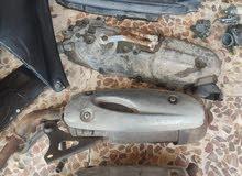 ادوات دراجة اكزز (القطع الاصلية)
