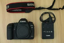 Canon 5d mark ii with 24-105mm L4 lens