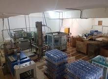 مصنع مياه معبأة