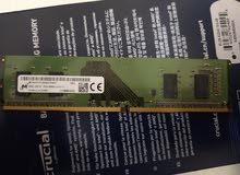 رام DDR4بسرعه عاليه