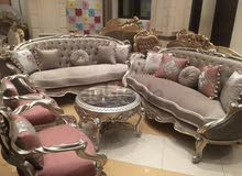 brand new 7 seater sofa set coffee table side tables 2