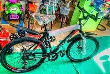 للبيعدراجة mulliner عجلة ماركة ميلنر (جديدة) الغنية عن التعريف مقاس 26 كادر