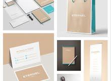 خدمات تصميم احترافية . اعلانات - سوشيال ميديا - تسويق
