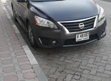 Nissan Sentra SR 2015 model American specification