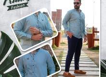 قميص شبابي كاجوال صيفي