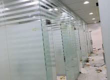 تركيب زجاج البيوت ولامحلات
