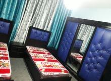 غرف نوم شبابية ابتداءمن199 وغرف ماستر  بأقل الأسعار