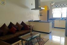 شقة ارضية مفروشة مميزة للبيع في الجندويل 70م تشطيب سوبر ديلوكس