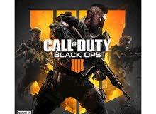 مطلوب لعبة call of duty black ops 4