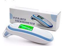 مقياس الحرارة الرقمي المنزلي للكبار والصغار عن طريق الأذن