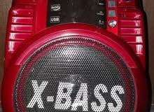 للبيع مكبر صوتX-BASS