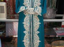 لبسة تقليدية مغربية للعروسة .
